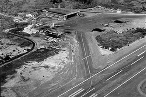 jpg ANNETTE ISLAND AIRPORT - CIRCA 1957.