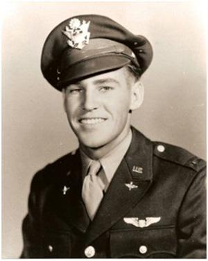 jpg 2nd Lt Cecil Davis - 1944 Army Air Corps Pilot