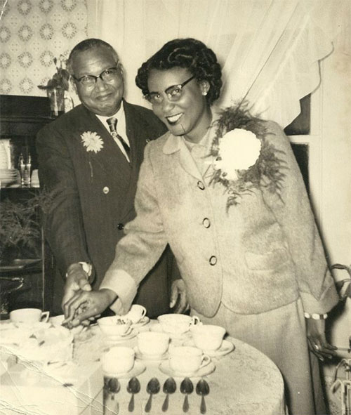 jpg Drency, Lillian Dudley were pioneers for Civil Rights
