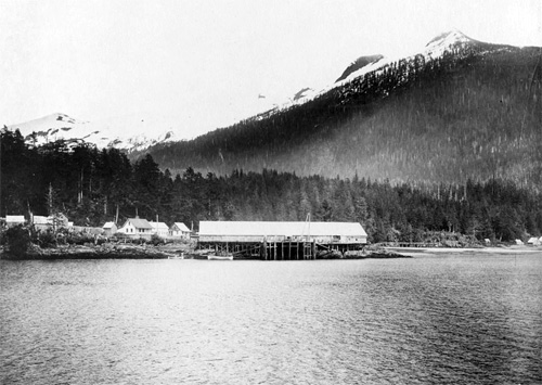 jpg Firsthand Account of Ketchikan's Early Days - Ketchikan 1899