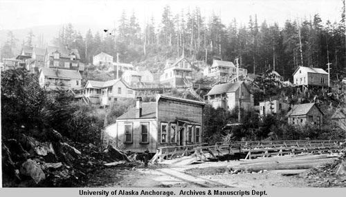 jpg Ketchikan Creek 1907