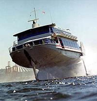 Alaska Marine Highway Tested Jet Foils in the 1980s