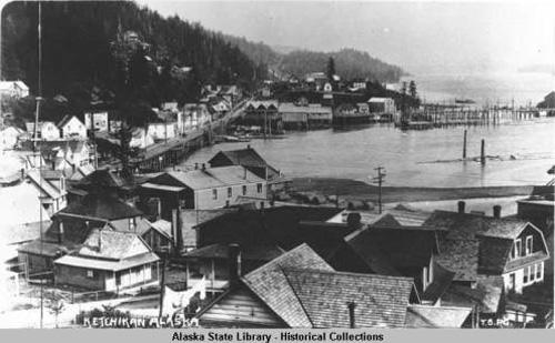 jpg Ketchikan, Alaska - 1896 to 1913