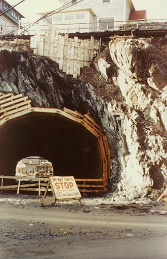 jpg Ketchikan's Iconic Tunnel Turns 60
