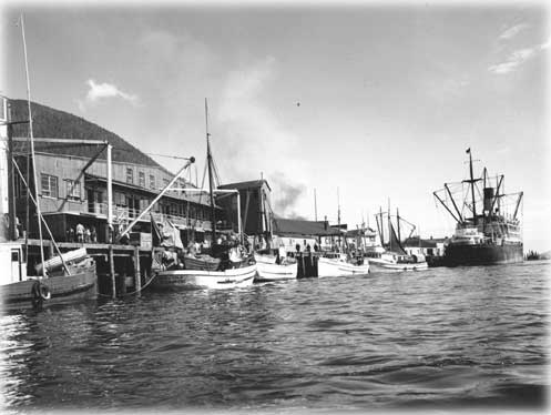 1927: When Ketchikan was the Largest City in Alaska