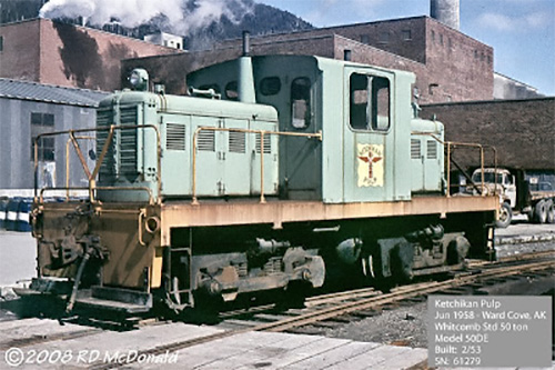 Sitnews Ketchikan S Railroads Have Faded Into History