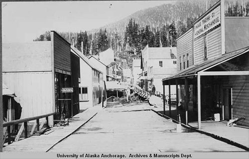 jpg Ketchikan, Alaska, ca. 1890-1910.