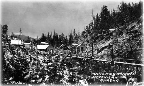 Front Page Photo Courtesy Tongass Historical Society