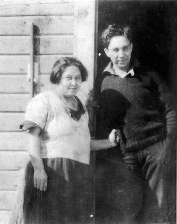 jpg Ketchikan Schools Partially Desegregated in 1929 -- Paul & Nettie Jones