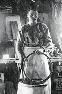 Ott Inman: One of the builders of Ketchikan; Boat builder, sawmiller, cooper, undertaker