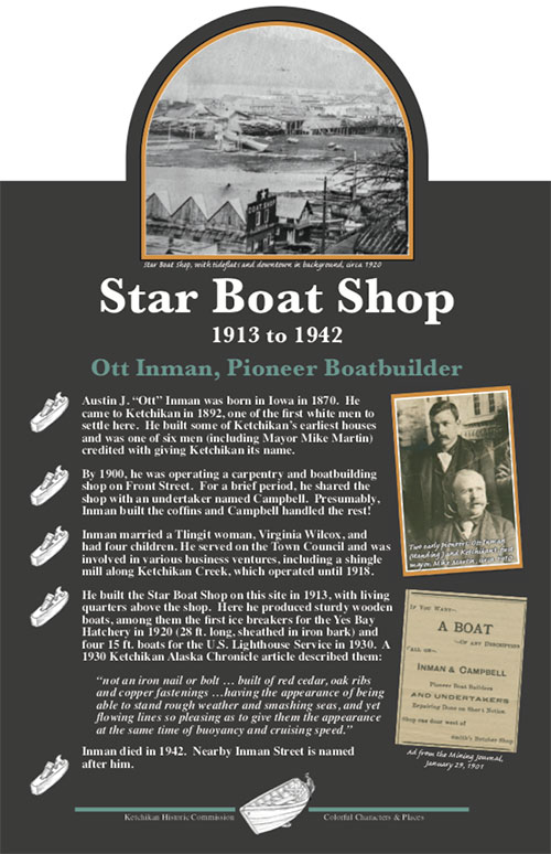 jpg Star Boat Shop - Ketchikan, Alask a1913-1942