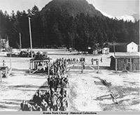 German POWs helped dismantle SE Alaska's 'White Elephant'