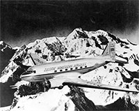 'The 'Alaska Flag Line' served Ketchikan for two decades; Pacific Northern Airlines wasa primary carrier for Southeast Alaska