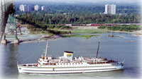 Canadian Liners Once Served Ketchikan