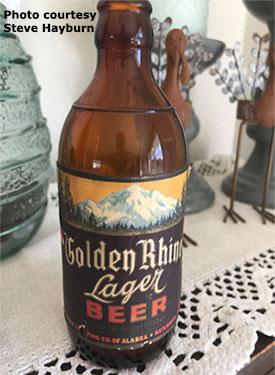 jpg Golden Rhine Lager Beer produced in Ketchikan