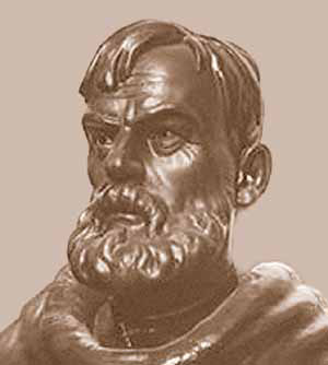 jpg A sculptural portrait of Semyon Dezhnyov