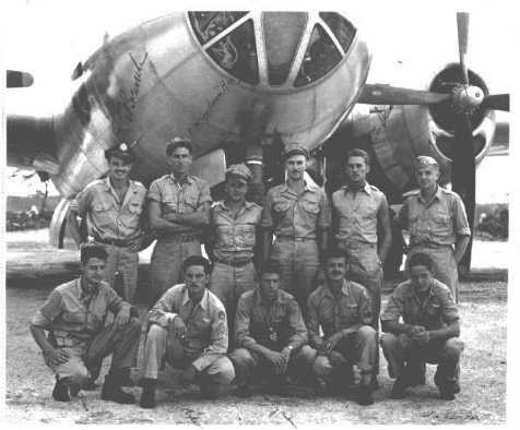 Front Page Photo courtesy 39th Bomb Group (VH) Association
