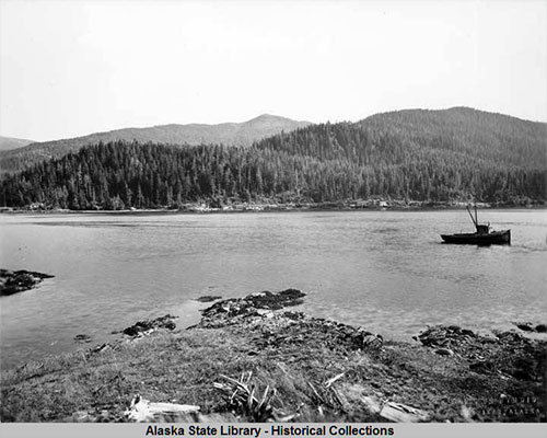 jpg Ward Cove, Tongass National Forest, 1929.