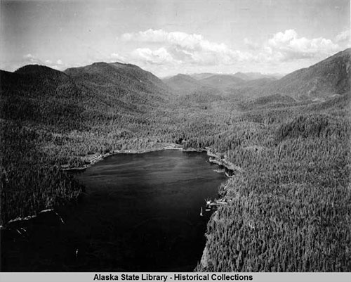Ward Cove has been Ketchikan economic engine for100 years