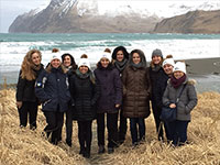 Dutch Harbor Shows Off Massive Seafood Industry to European Buyers