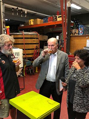 jpg Kelp Sea LevelGosé, Alaska's first kelp-based beer