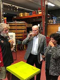 Kelp Sea LevelGosé, Alaska's first kelp-based beer