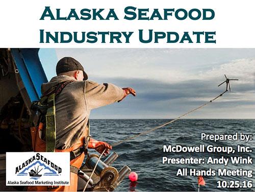 jgp Alaska seafood market updates and outlooks