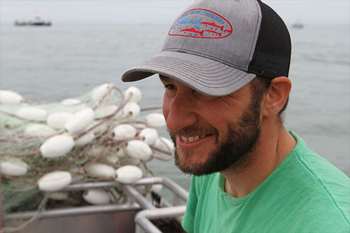 jpg Steve Kurian, a Bristol Bay fisherman and owner of Wild for Salmon.