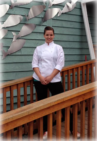 Hoonah's Top Chef; Southeast Woman Brings Haute Cuisine to Tlingit Village
