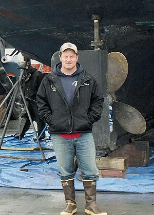 jpg Greg Meissner is Wrangell's harbor master