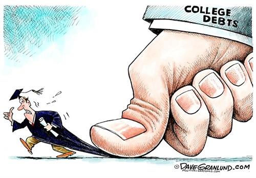 jpg Bureaucrats to Dump Billions in Student Loans on Taxpayers