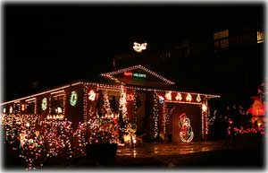 Ketchikan's Holiday Lights - photo galleries