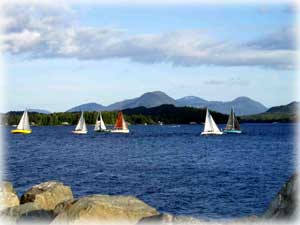 photo Ketchikan Yacht Club race...