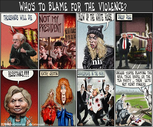 jgp Who Is To Blame For Violence?