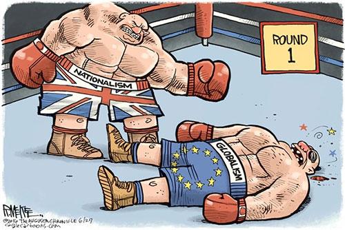 jpg Brexit: Globalism is at the Gate