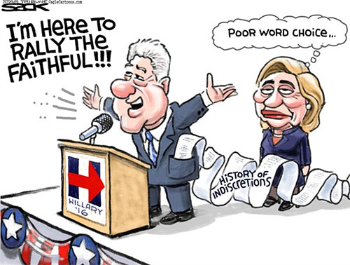 jpg If Bill Clinton Becomes 'First Guy'