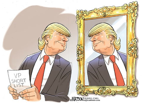jpg Who will win the Donald Trump Veepstakes?